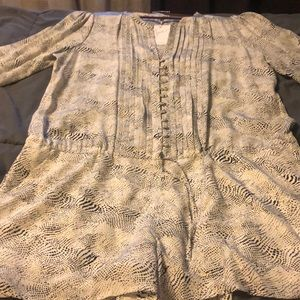 Joie NWT size large romper a must have!